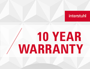 10-year old product warranty