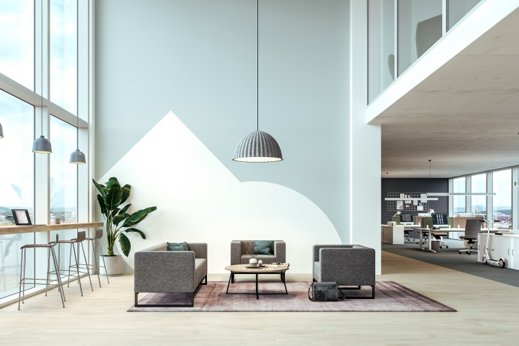 New soft seating solutions for modern working environment